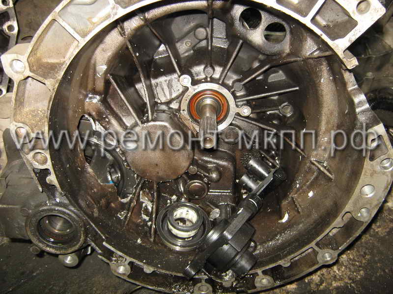 Форд фокус 2 ремонт коробки передач