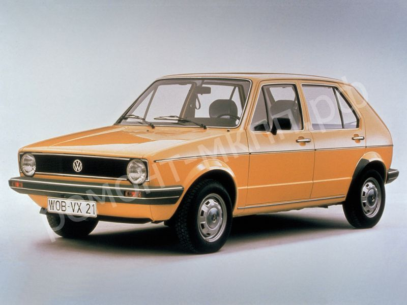 Ремонт МКПП Volkswagen Golf I