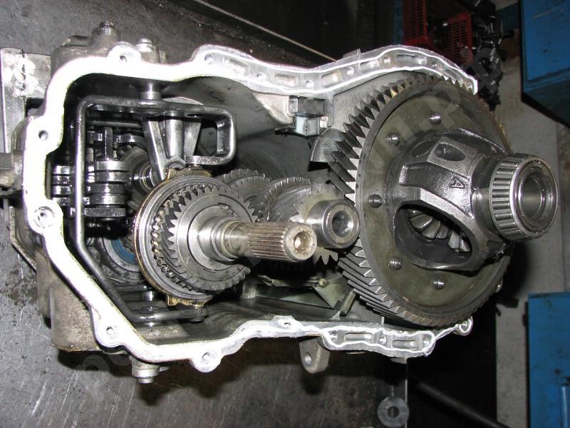 Октавия на установка механики